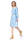 Rochie Stil Camasa cu Accesoriu