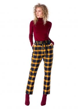 Pantaloni Moderni in Carouri