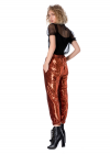 Pantaloni Eleganti din Paiete