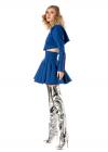Costum Modern Albastru