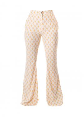 Pantaloni De Vara Evazati