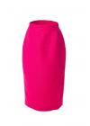Costum Roz Cu Maneci Bufante