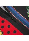 Rochie Midi cu Imprimeu Multicolor