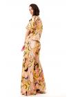 Bluza Lejera cu Imprimeu Multicolor