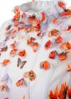 Rochie din Voal cu Maneci Lungi - LIMITED EDITION