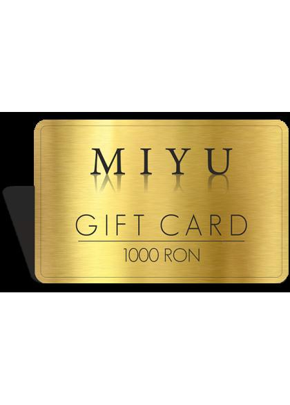 Card Cadou 1000 RON