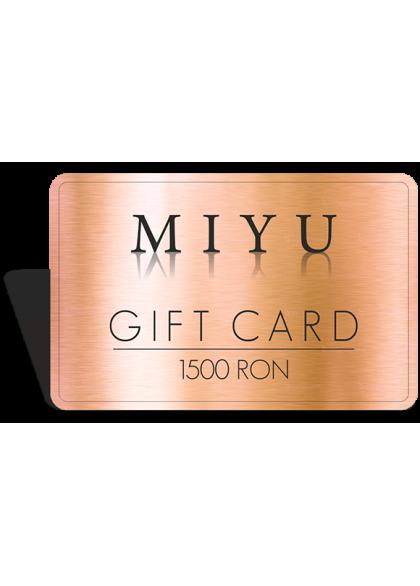 Card Cadou 1500 RON
